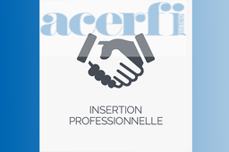 [CB010] Insertion professionnelle